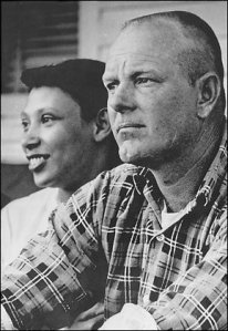 Mildred and Richard Loving (Associated Press)